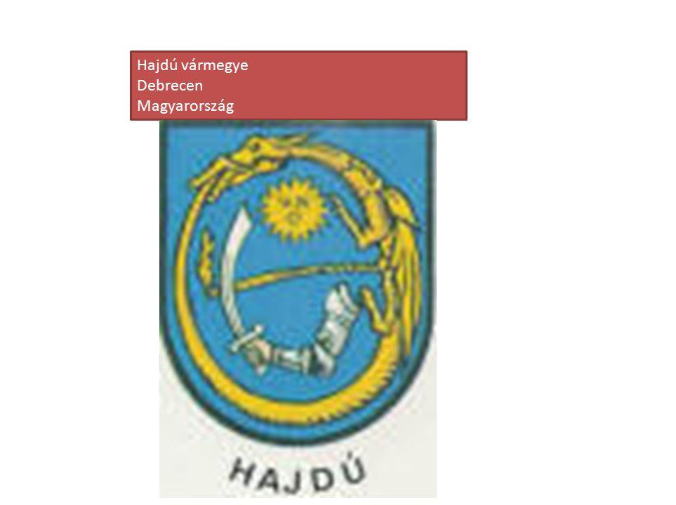 Hajdú vármegye Debrecen Magyarország