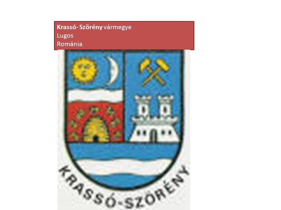 Krassó- Szörény vármegye