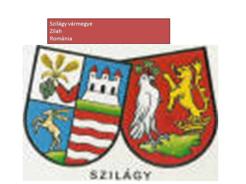 Szilágy vármegye Zilah Románia