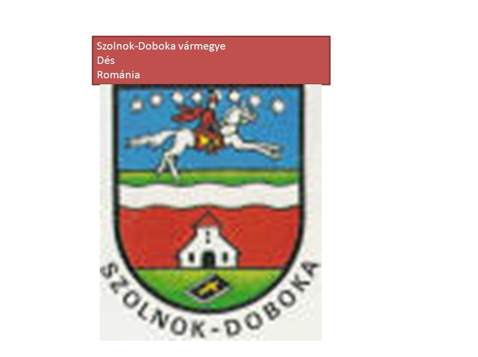 Szolnok-Doboka vármegye