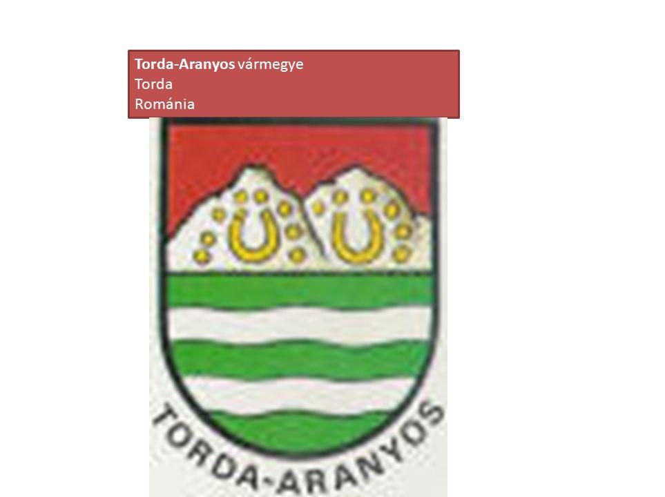 Torda-Aranyos vármegye