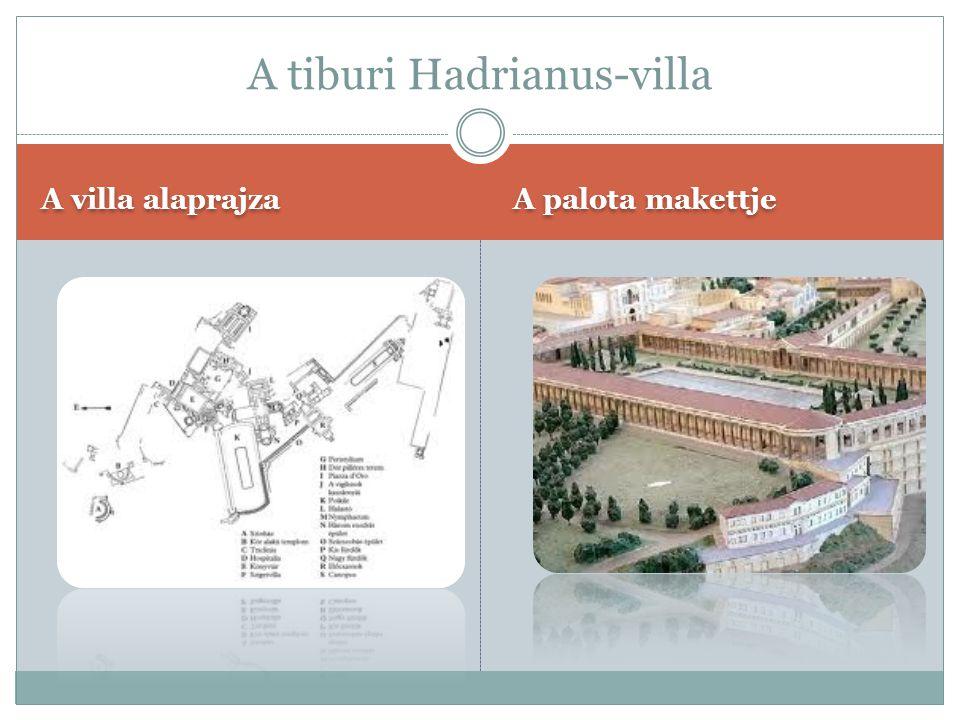A tiburi Hadrianus-villa