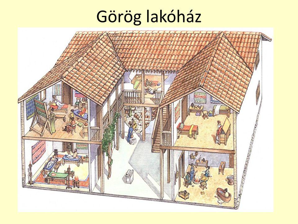 Görög lakóház