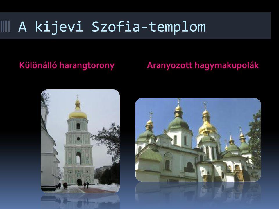 A kijevi Szofia-templom