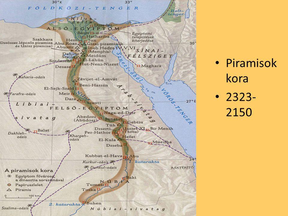 Piramisok kora 2323-2150