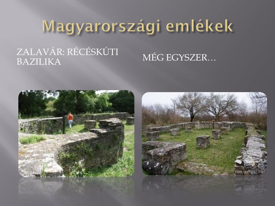 Magyarországi emlékek