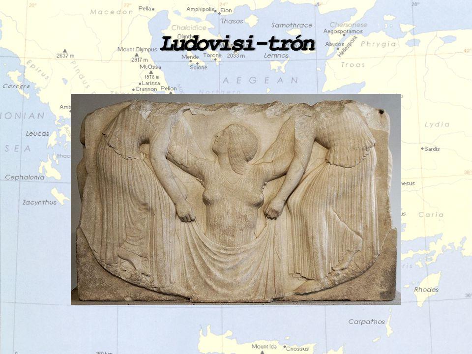 Ludovisi-trón
