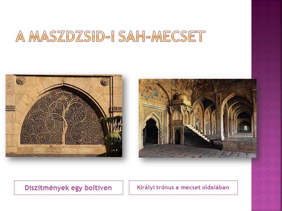 A Maszdzsid-i Sah-mecset