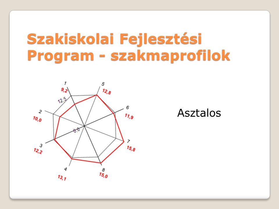Szakiskolai Fejlesztési Program - szakmaprofilok
