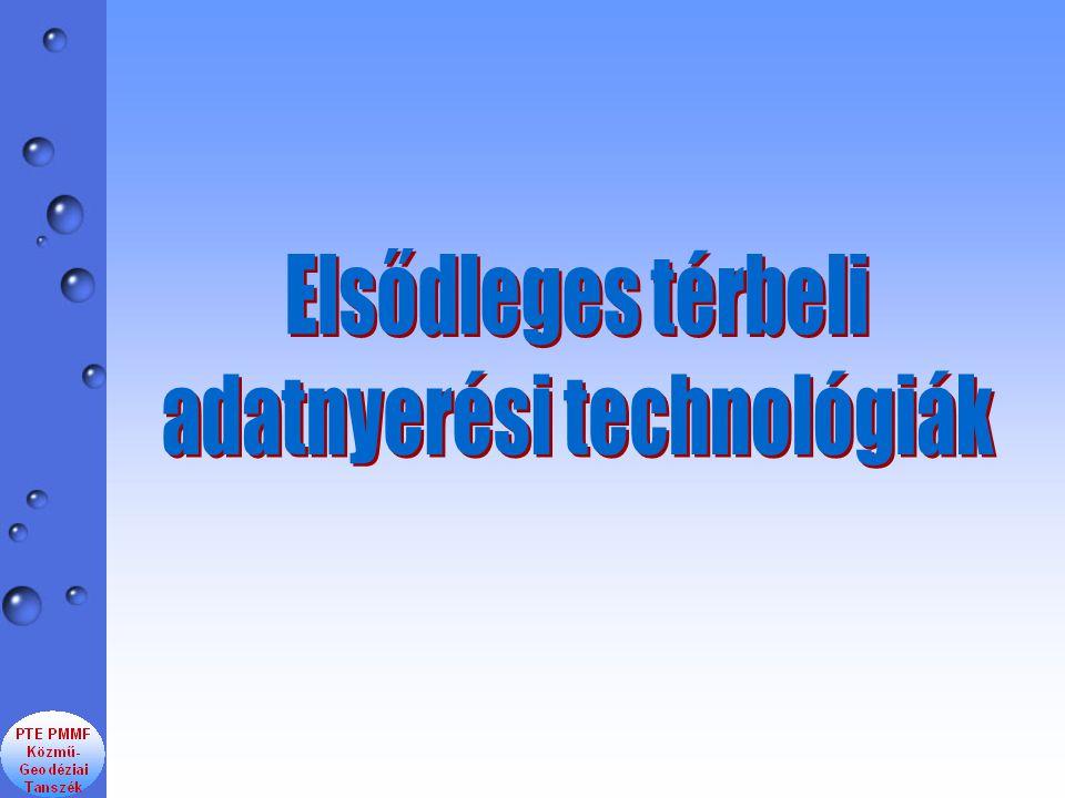 adatnyerési technológiák
