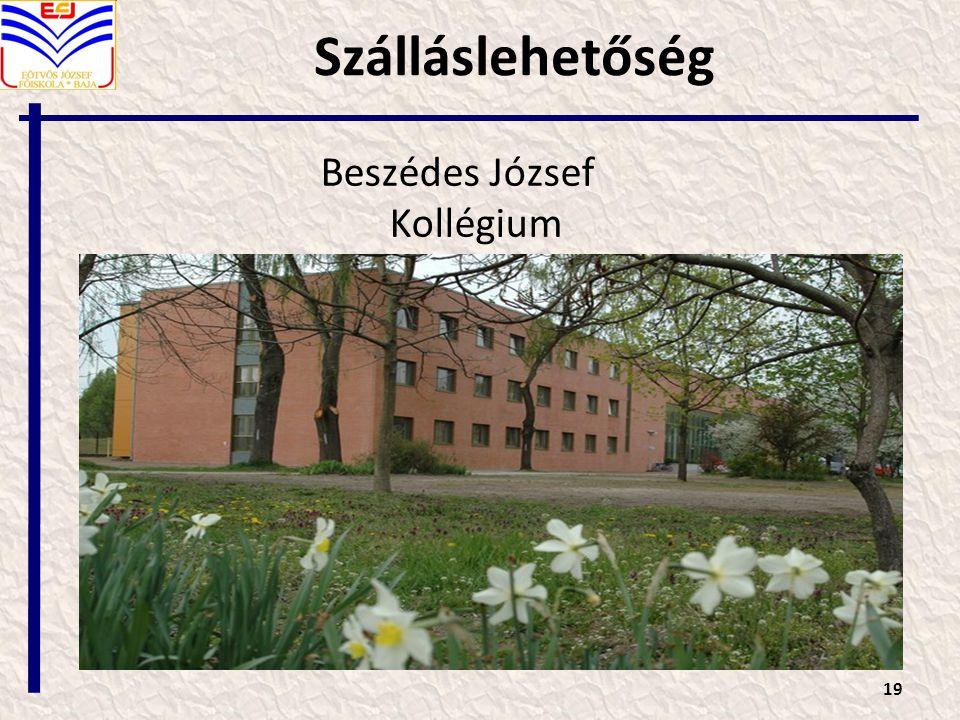 Beszédes József Kollégium