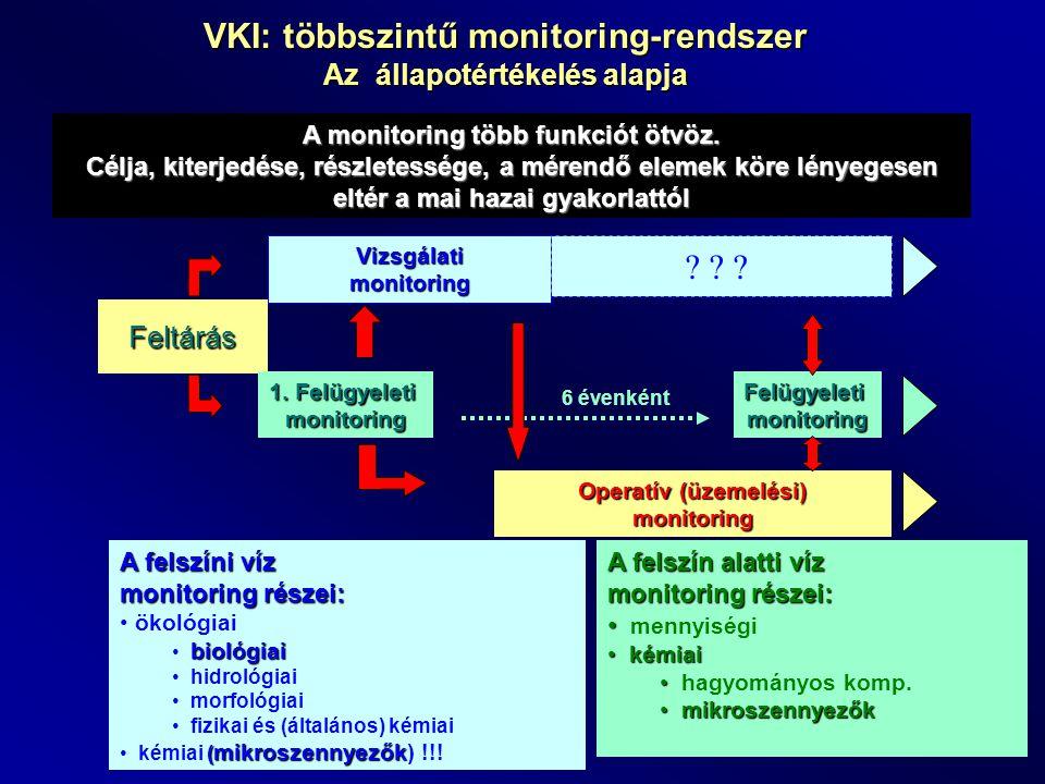 VKI: többszintű monitoring-rendszer