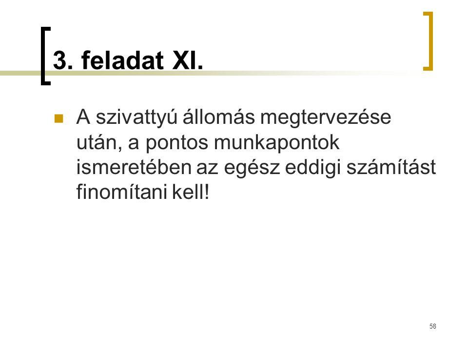 3. feladat XI.