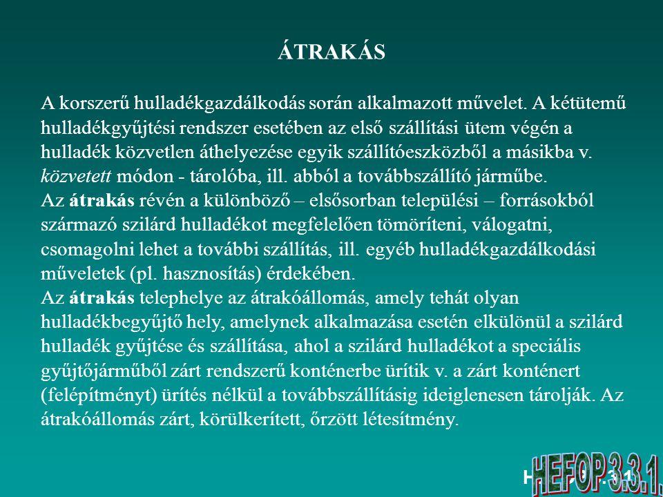 ÁTRAKÁS