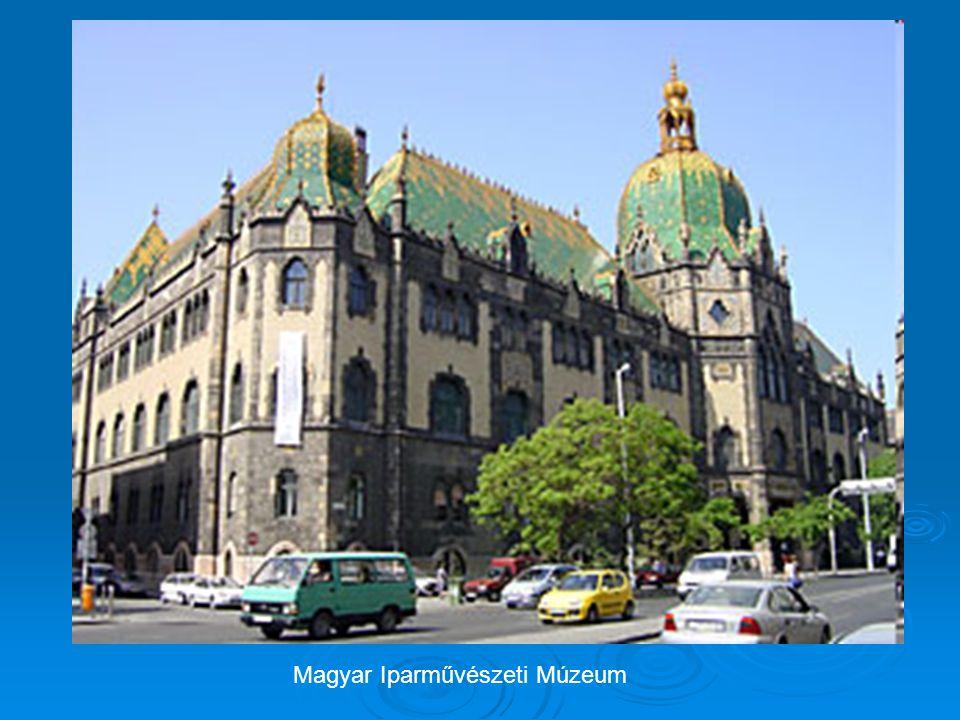 Magyar Iparművészeti Múzeum