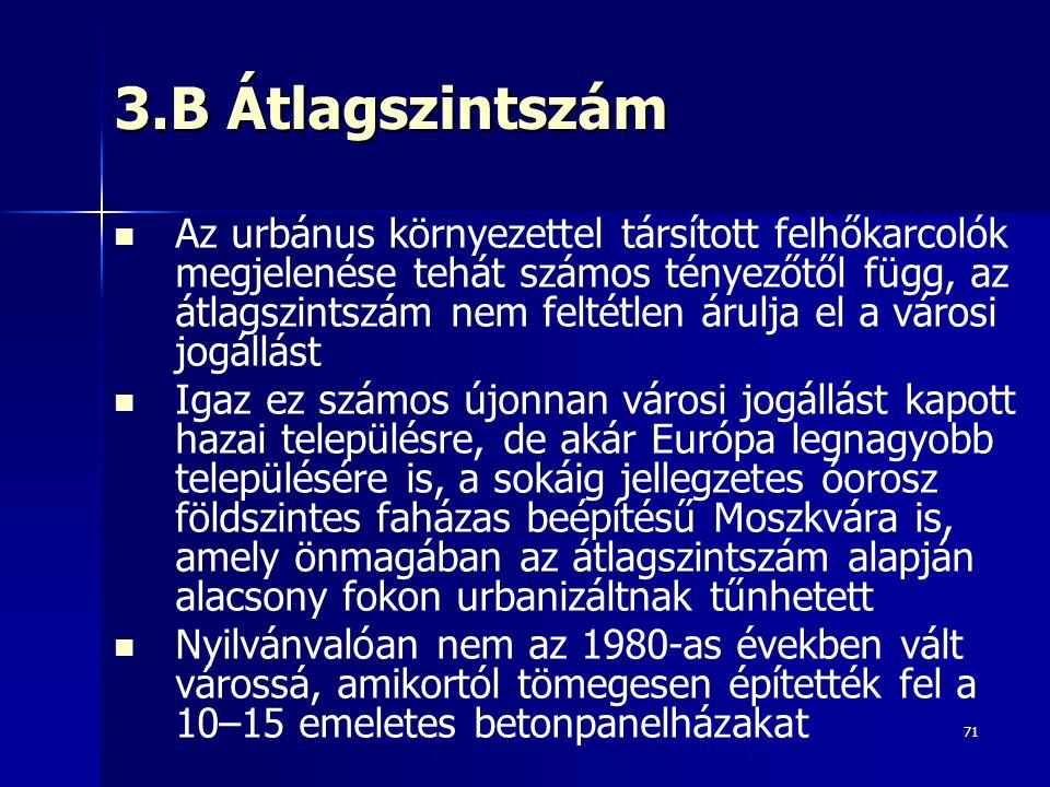 3.B Átlagszintszám