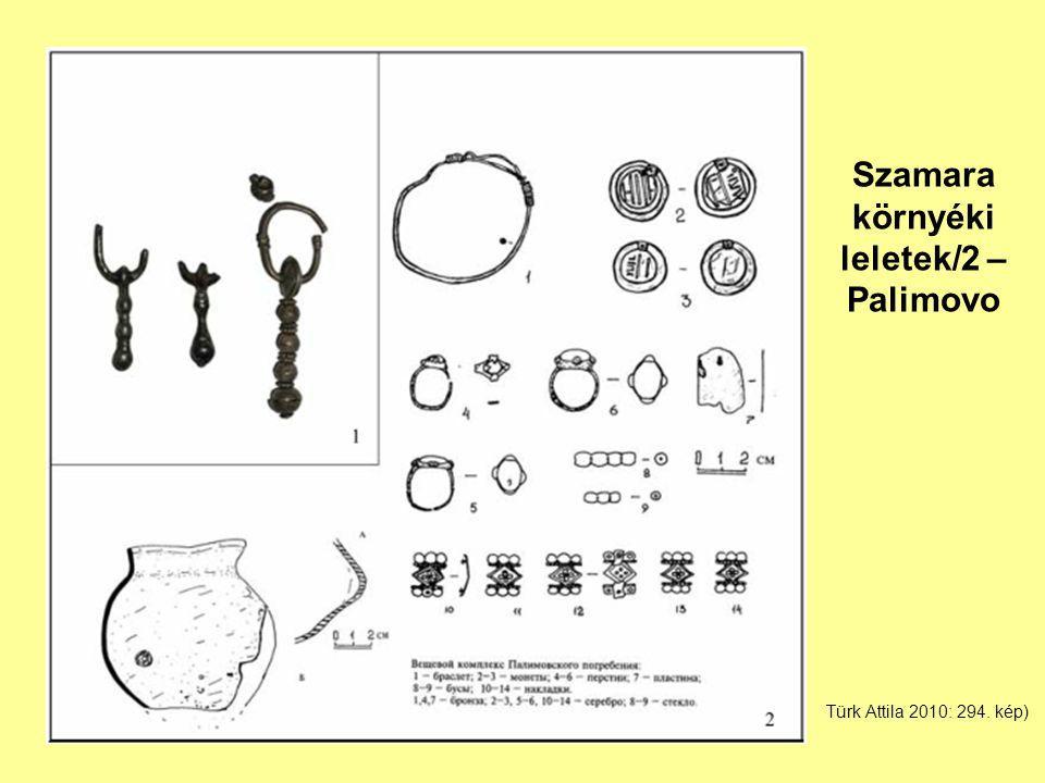 Szamara környéki leletek/2 – Palimovo