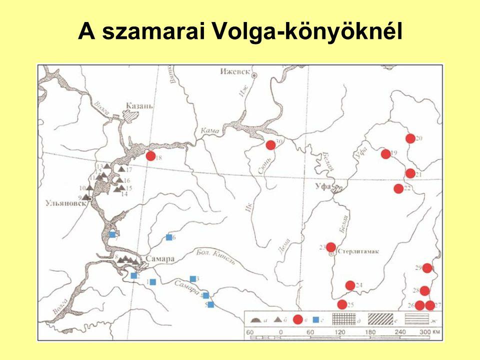 A szamarai Volga-könyöknél