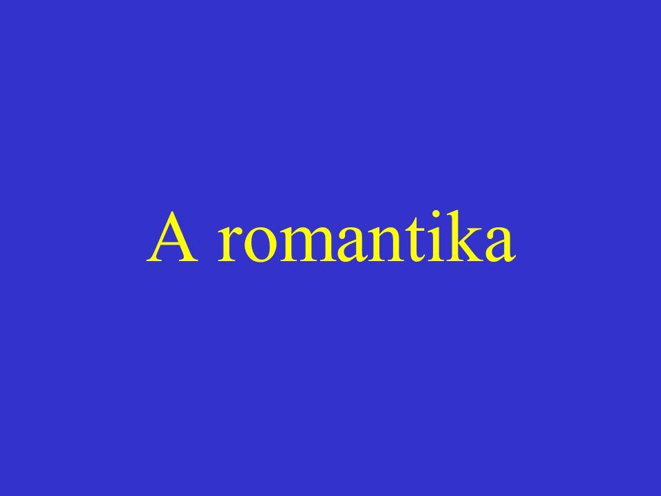 A romantika