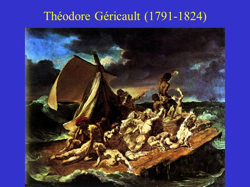 Théodore Géricault (1791-1824)