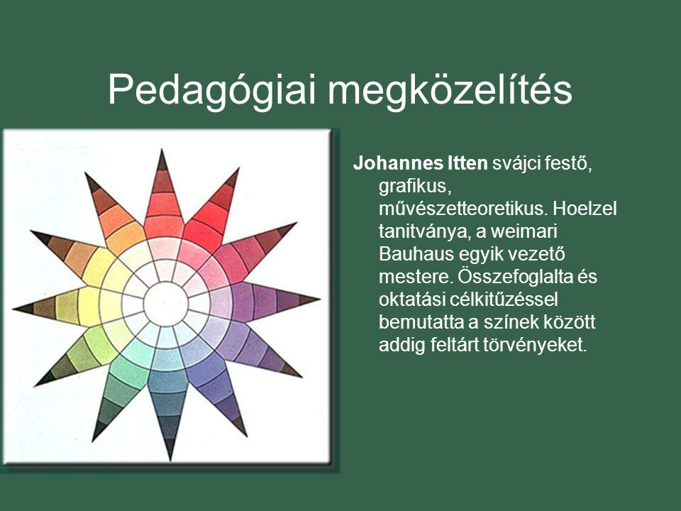 Pedagógiai megközelítés