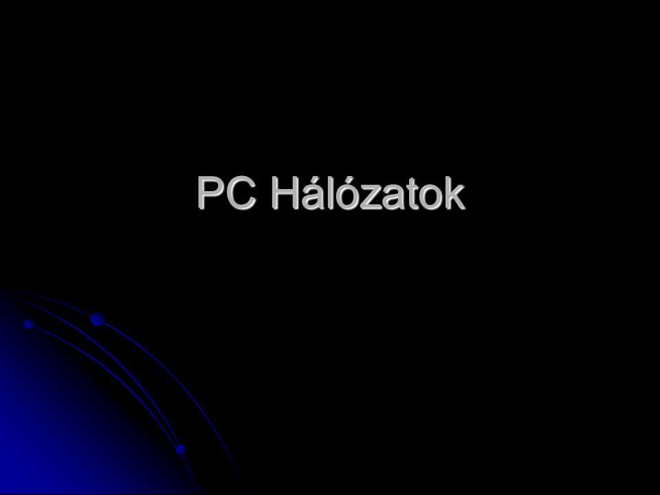 PC Hálózatok