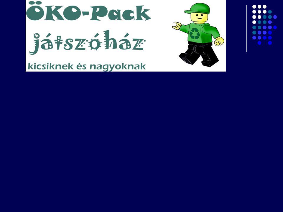Öko-Pack Játszóház Tata