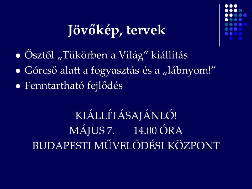 BUDAPESTI MŰVELŐDÉSI KÖZPONT