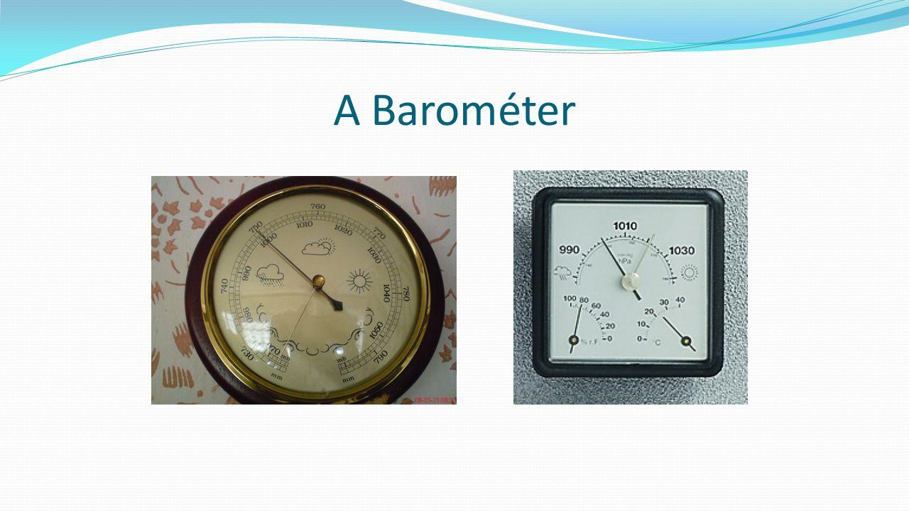 A Barométer