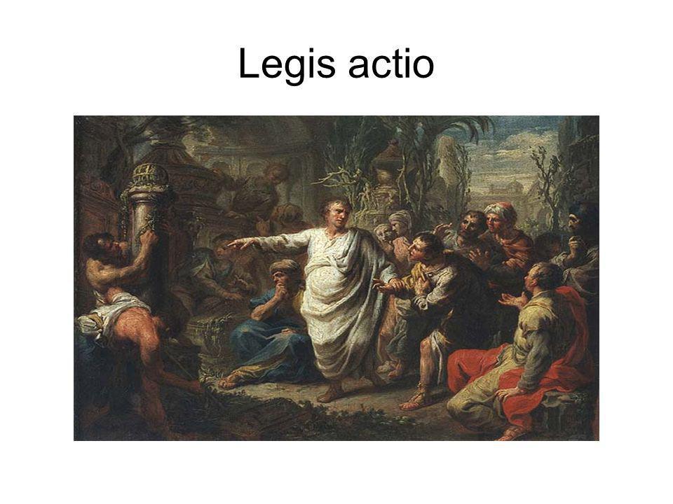 Legis actio