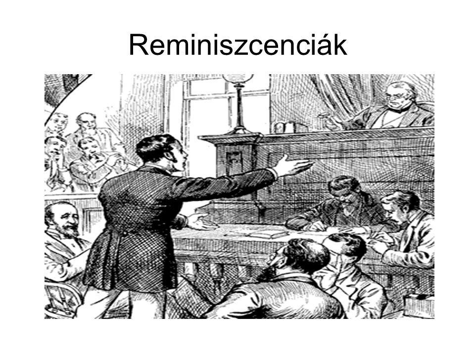 Reminiszcenciák