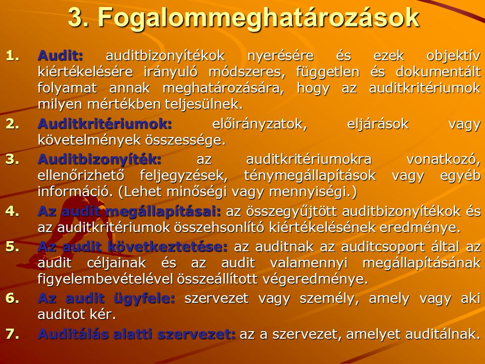 3. Fogalommeghatározások