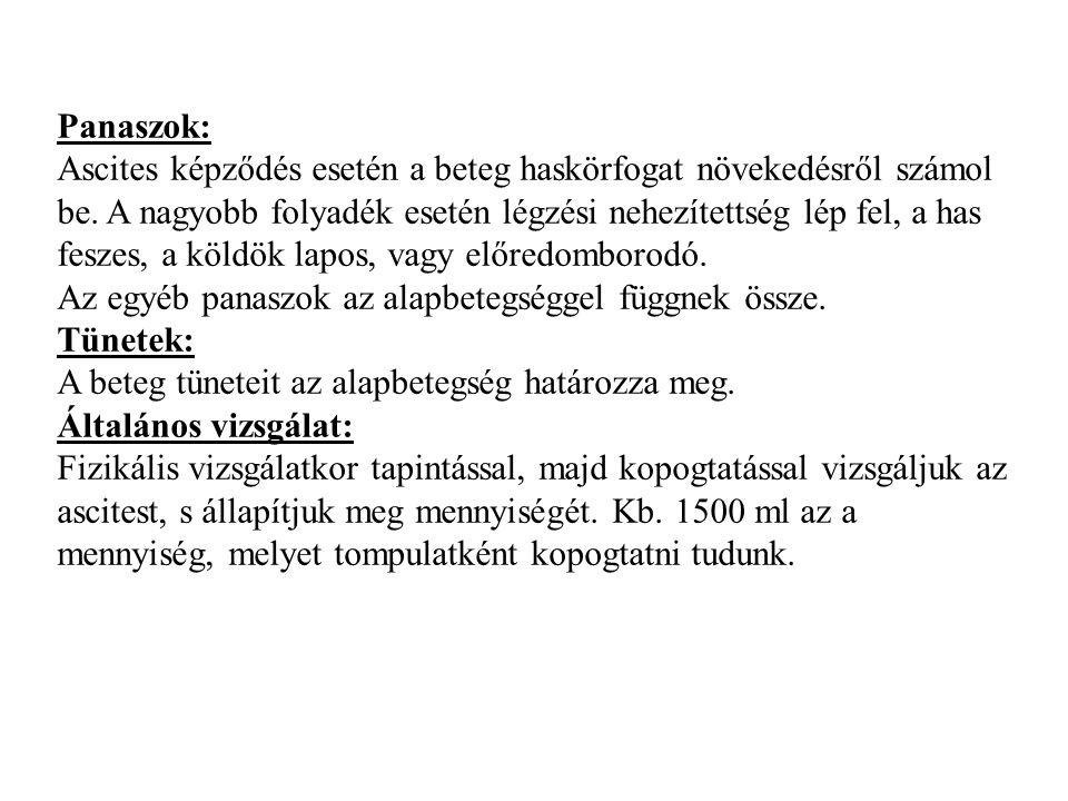 Panaszok: