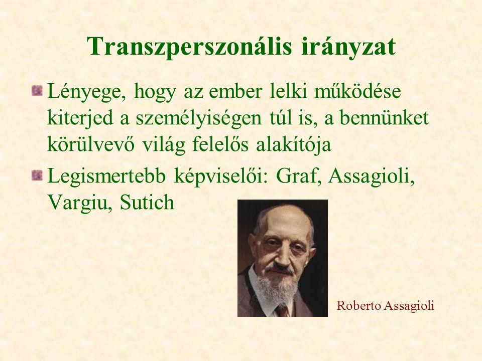 Transzperszonális irányzat