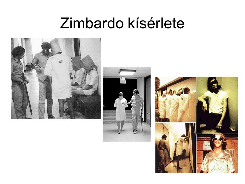 Zimbardo kísérlete