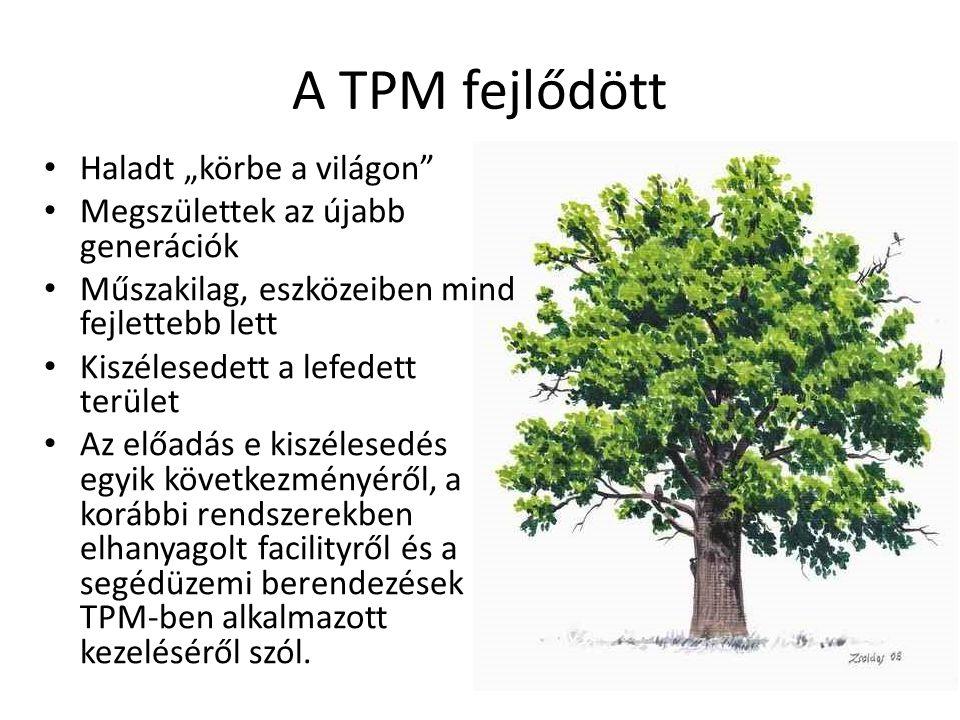 """A TPM fejlődött Haladt """"körbe a világon"""