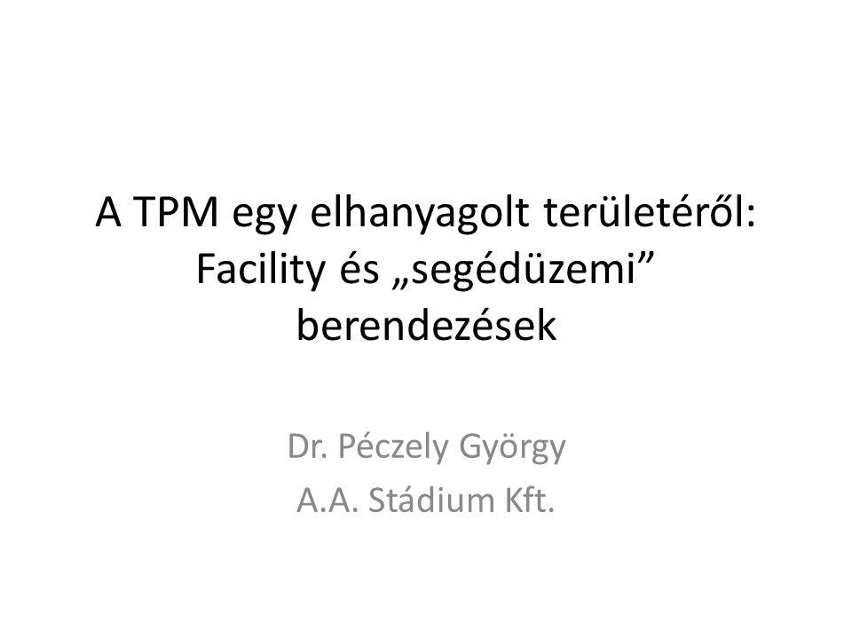 Dr. Péczely György A.A. Stádium Kft.