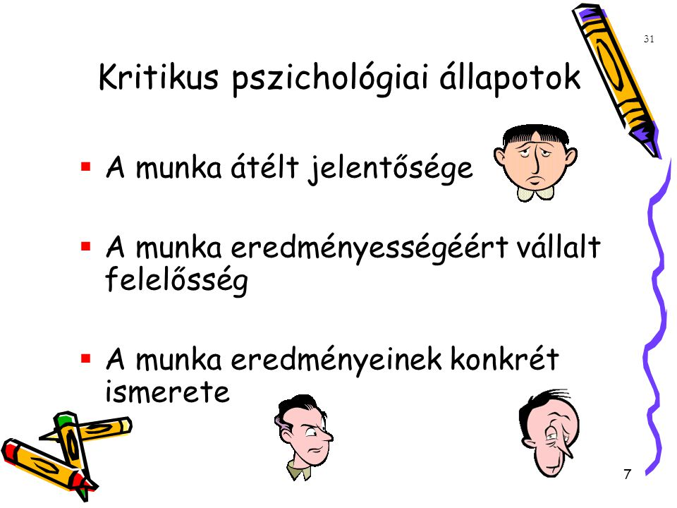 Kritikus pszichológiai állapotok