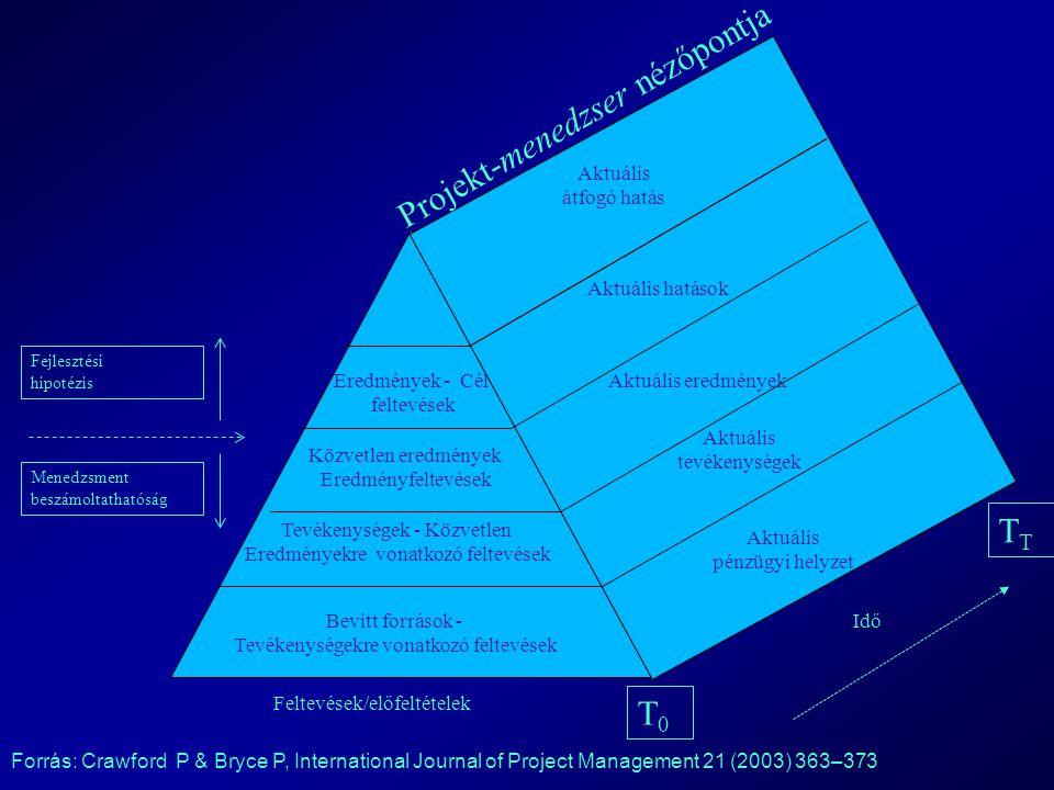 Projekt-menedzser nézőpontja