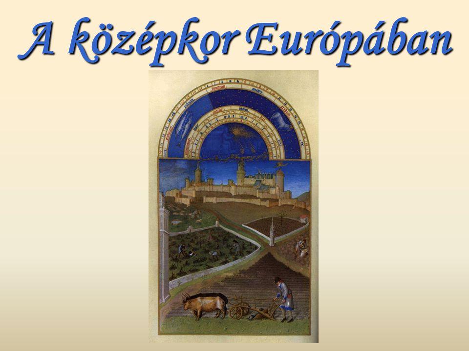 A középkor Európában
