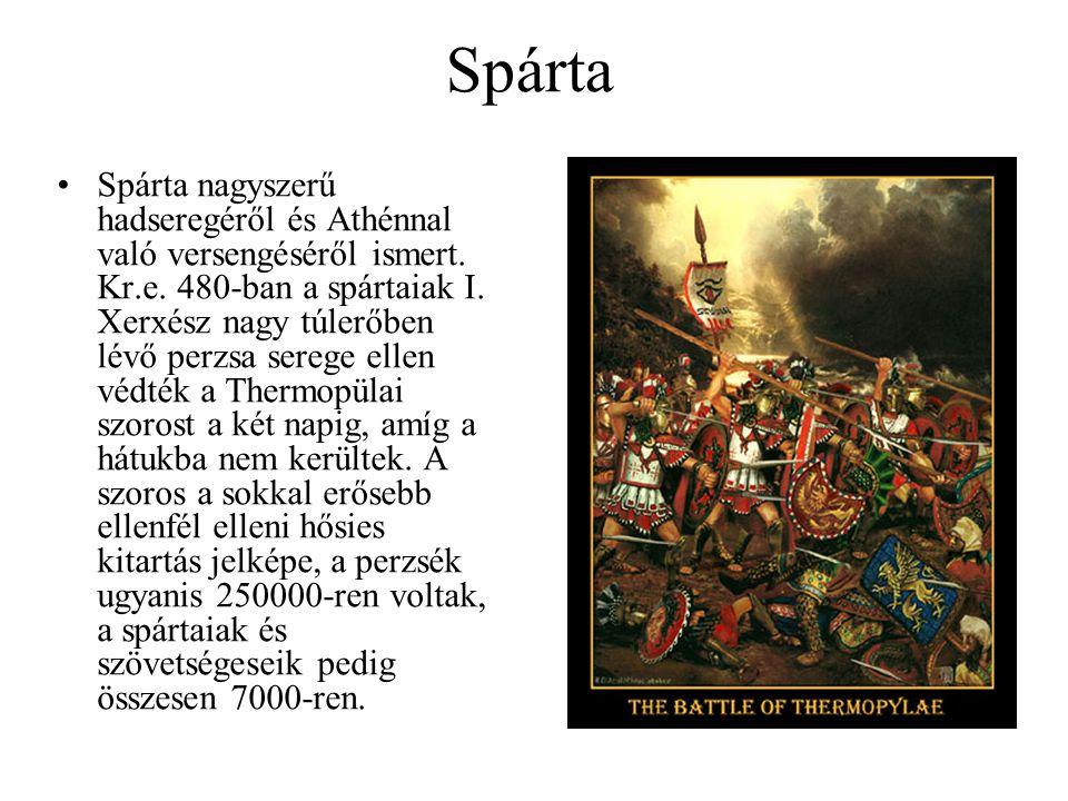 Spárta