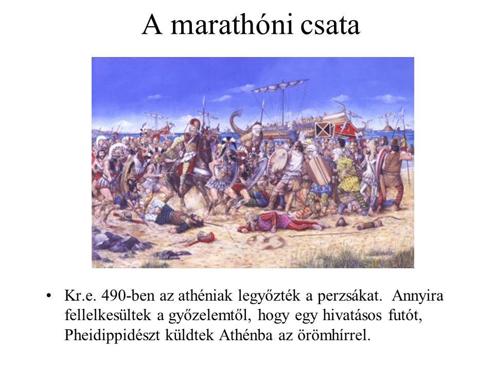 A marathóni csata