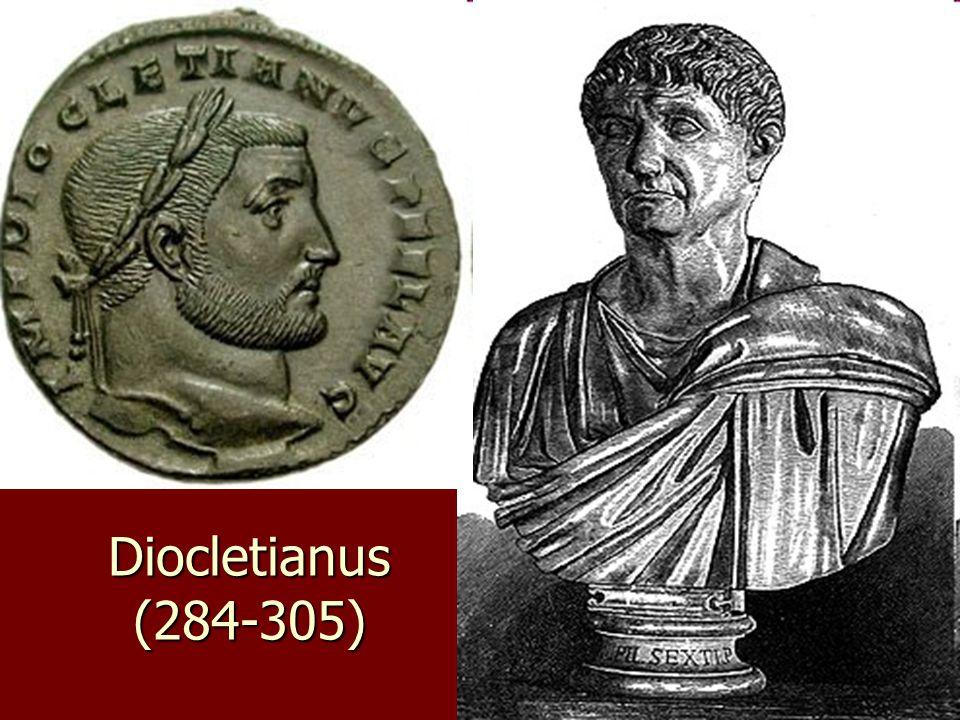 Diocletianus (284-305)