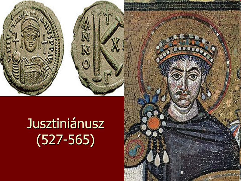 Jusztiniánusz (527-565)