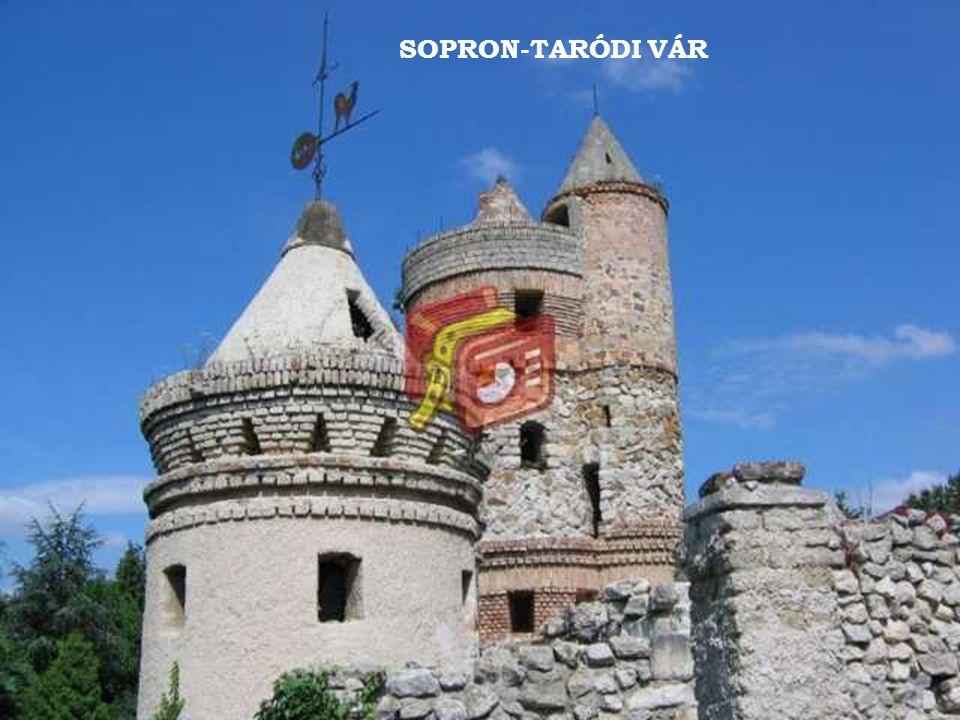 SOPRON-TARÓDI VÁR