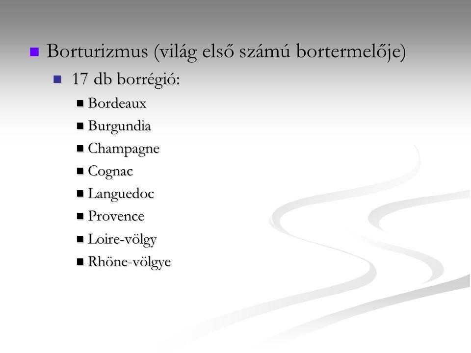 Borturizmus (világ első számú bortermelője)