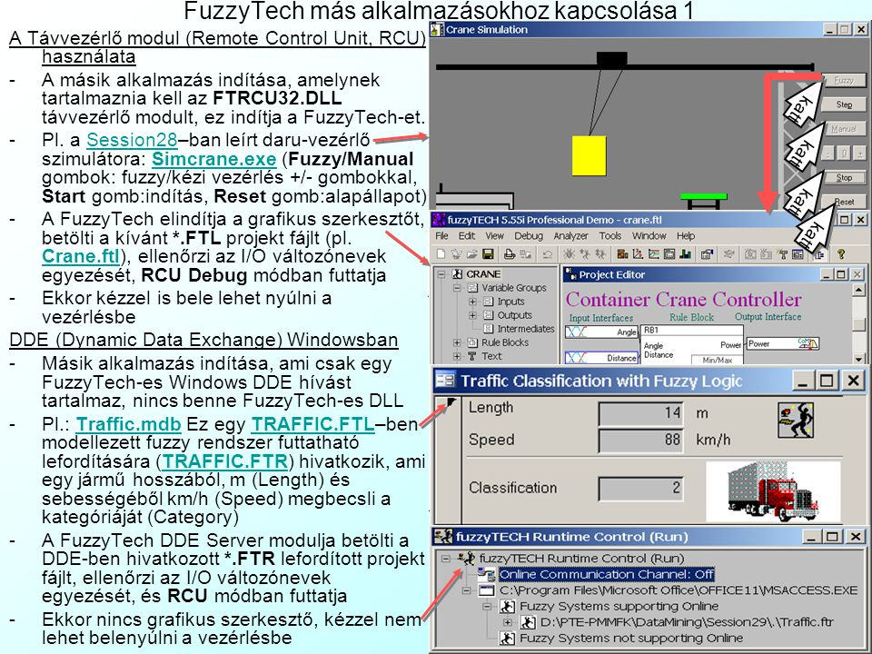 FuzzyTech más alkalmazásokhoz kapcsolása 1