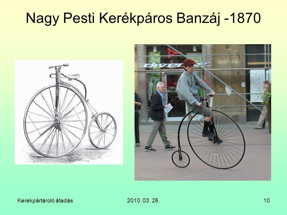 Nagy Pesti Kerékpáros Banzáj -1870