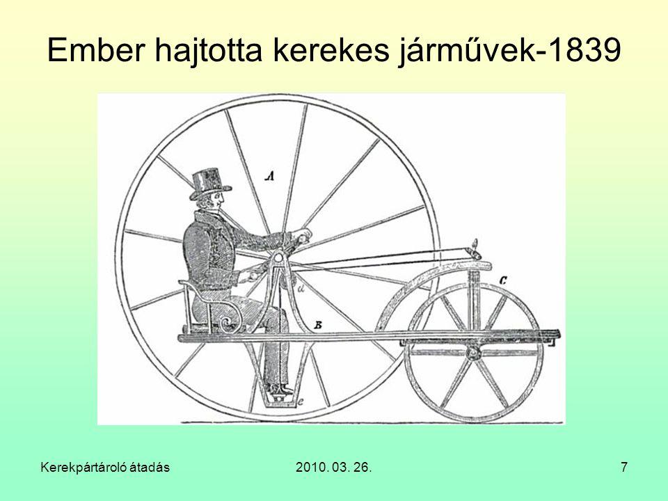 Ember hajtotta kerekes járművek-1839