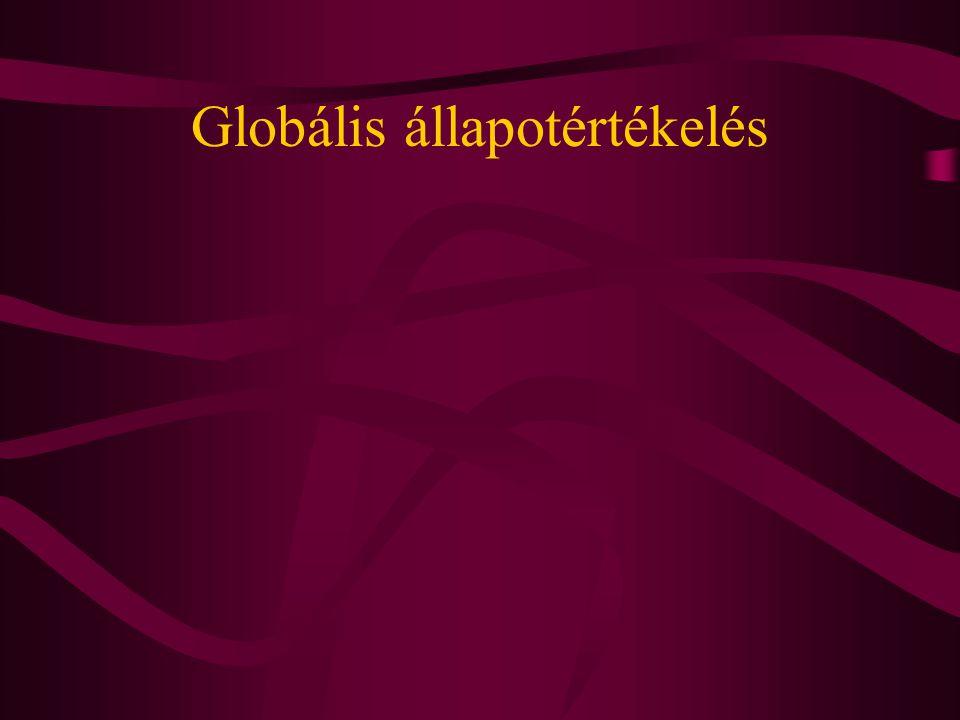 Globális állapotértékelés